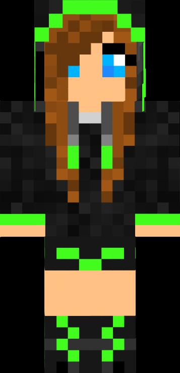 Nova Skin Minecraft 357x739