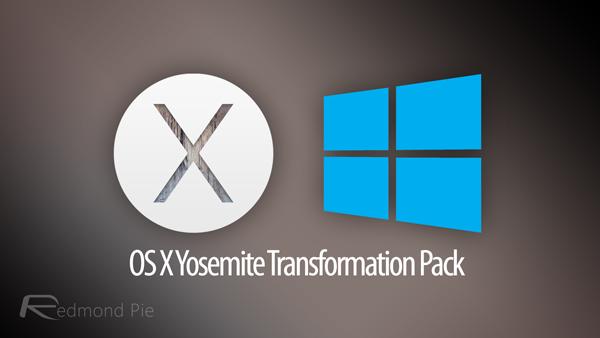 comwp contentuploads201406OS X Yosemite transformation packpng 600x338