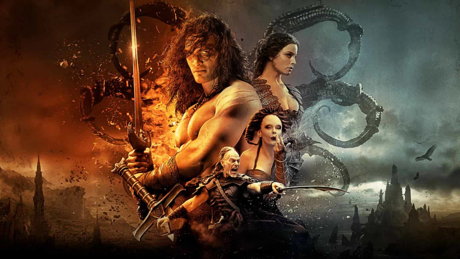 Conan the Barbarian Wallpapers 3 HD Desktop Wallpapers 1920x1080