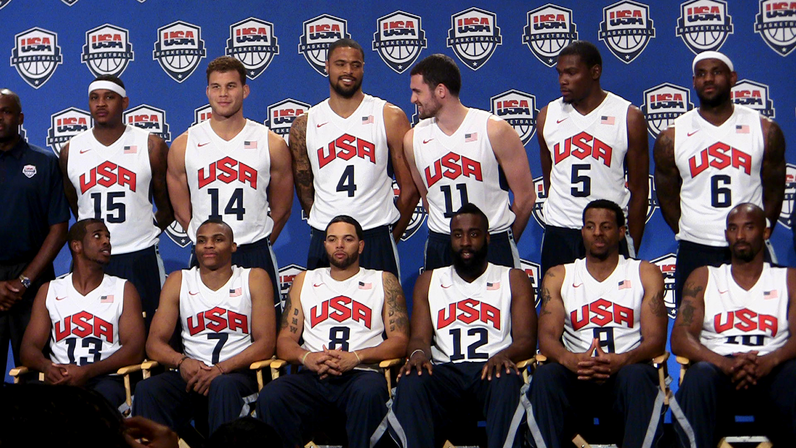 Basketball Team Usa 2012 HD Wallpapers Download Free Wallpapers in HD ...