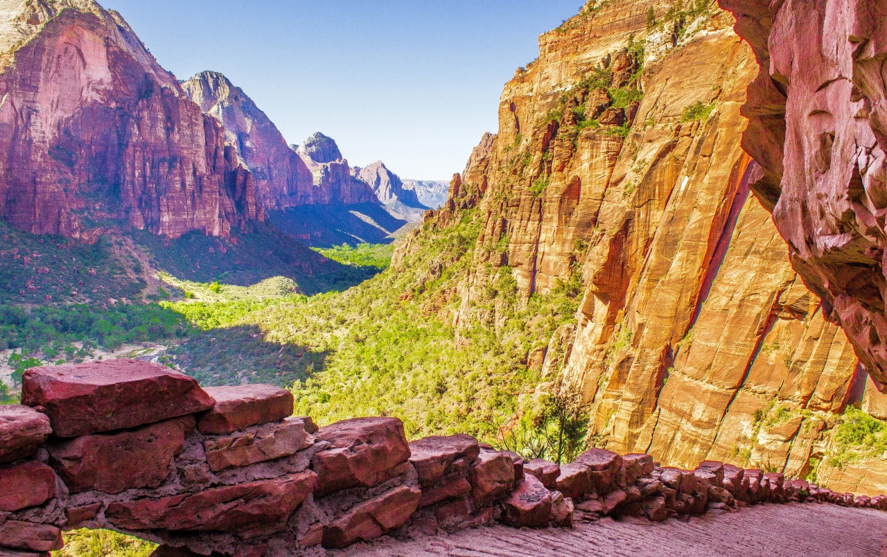 Zion National Park wallpapers Zion National Park stock photos 1280x804
