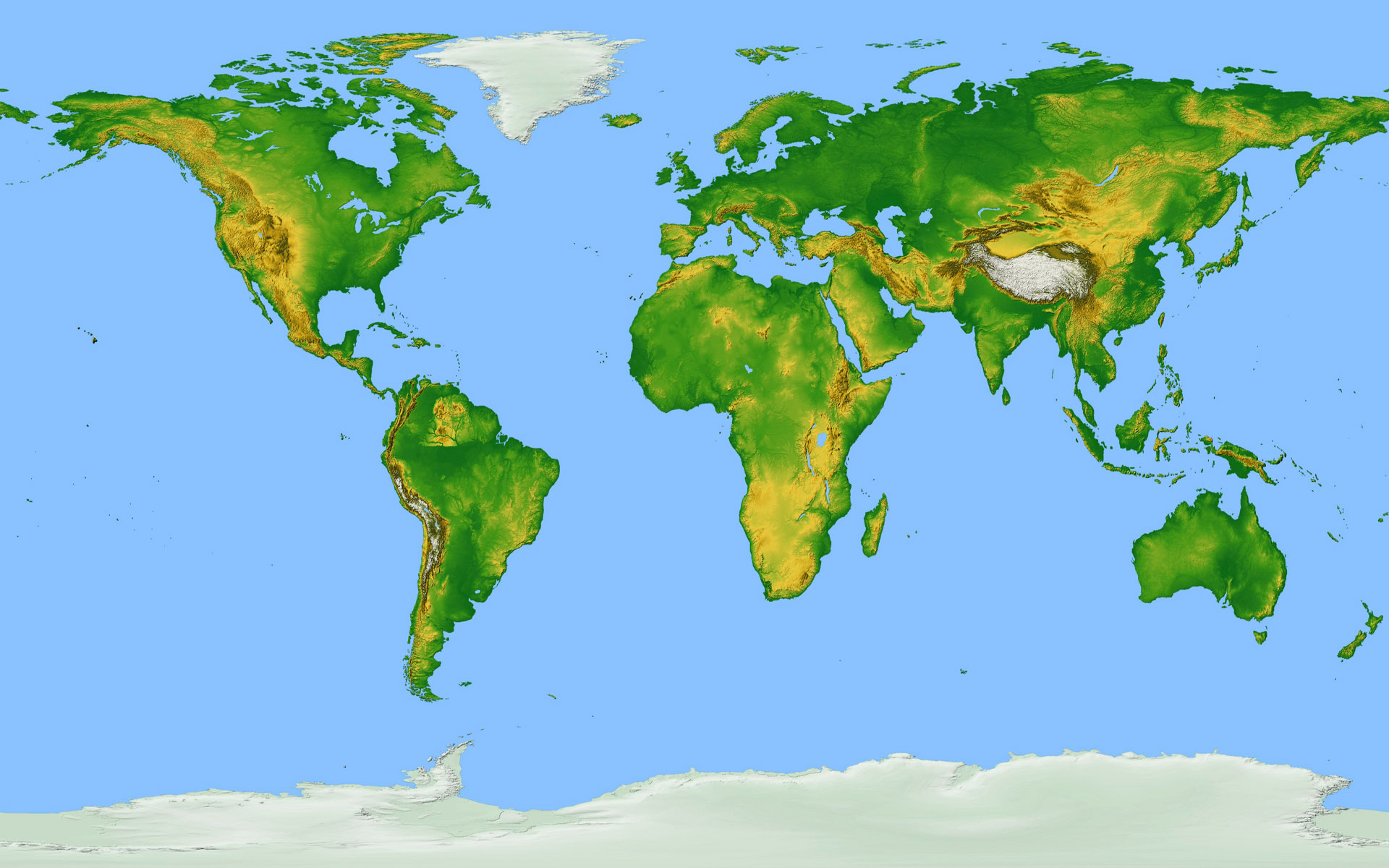 Map of Earth wallpapers and images   wallpapers pictures 1920x1200