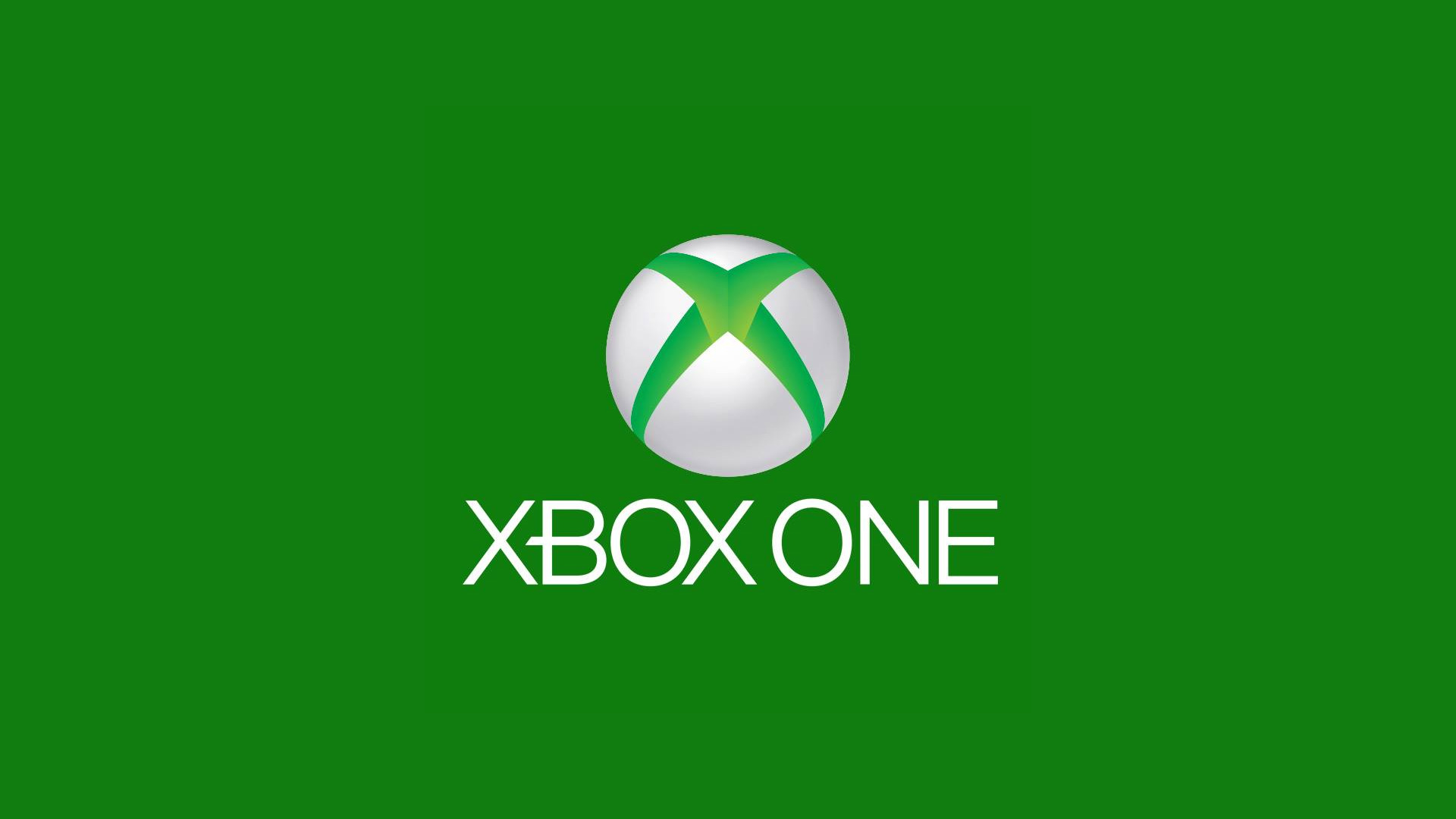 Xbox One Logo 1080p Wallpaper Xbox One Logo 720p Wallpaper 1920x1080