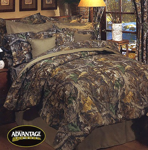 home   camouflage bedding   realtree advantage timber   EZcomforter 500x508