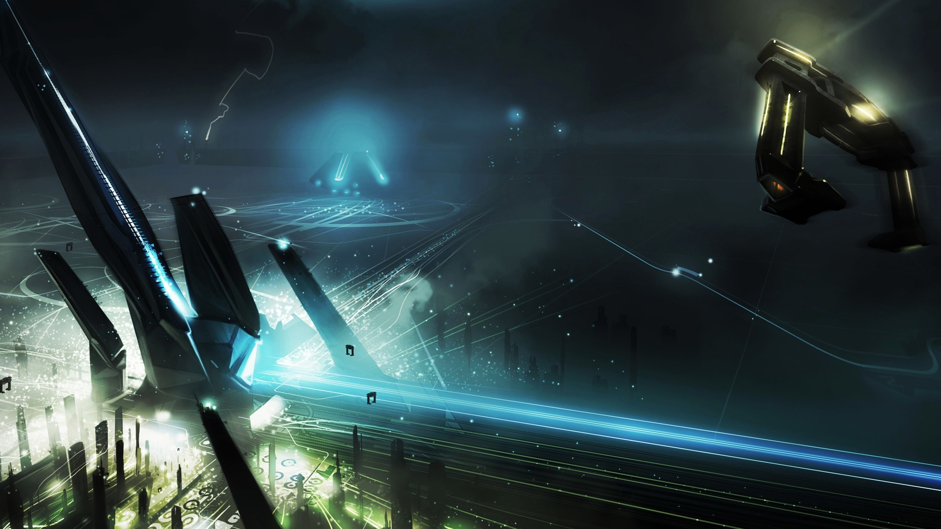 TRON Legacy HD Wallpaper Background Image 1920x1080 1920x1080