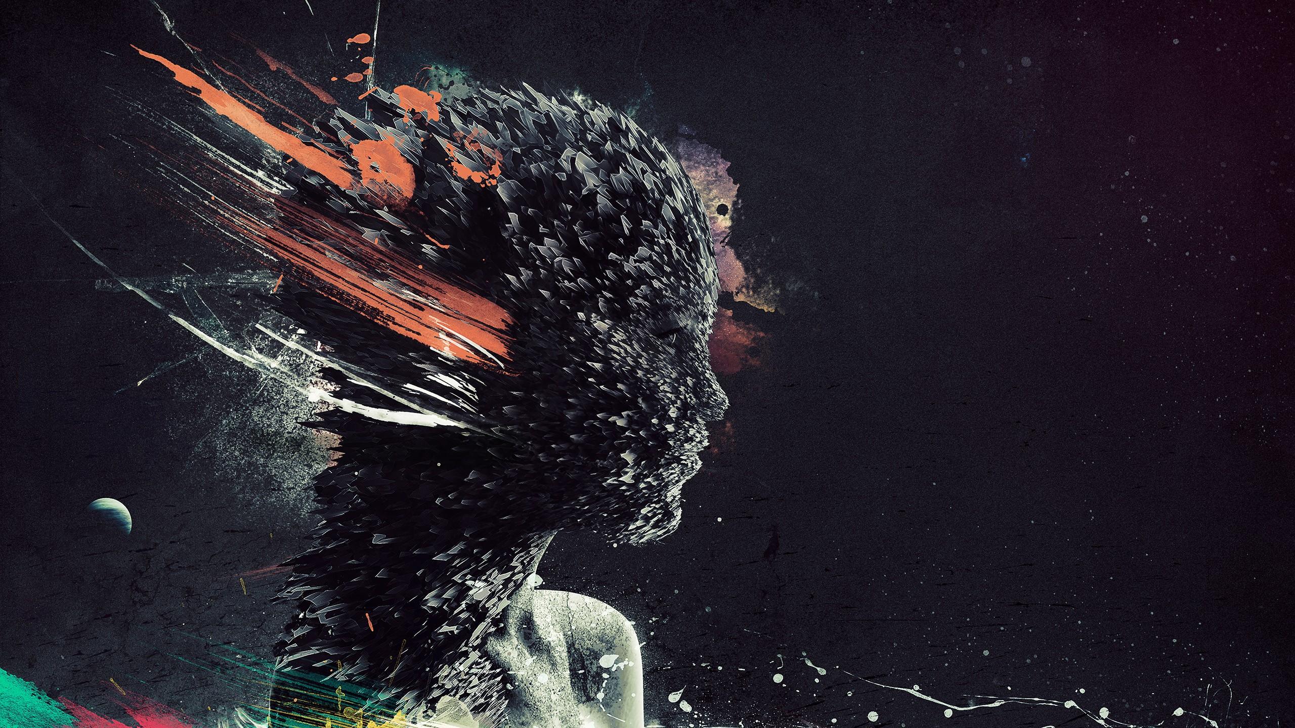 Digital Abstract Art Wallpapers 2560x1440