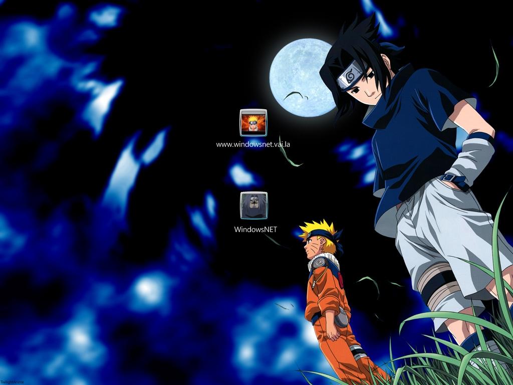 Download Naruto Sasuke Logon Para Fs do Naruto 1024x768