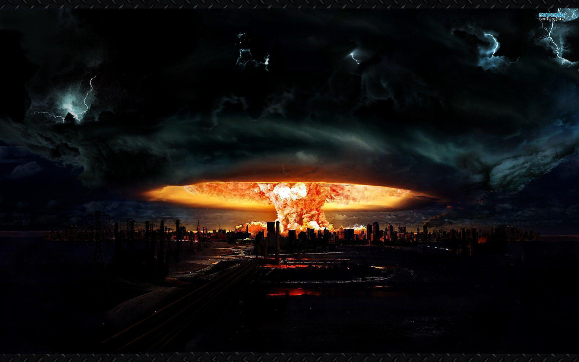 Nuclear Bomb Wallpapers 1920x1200