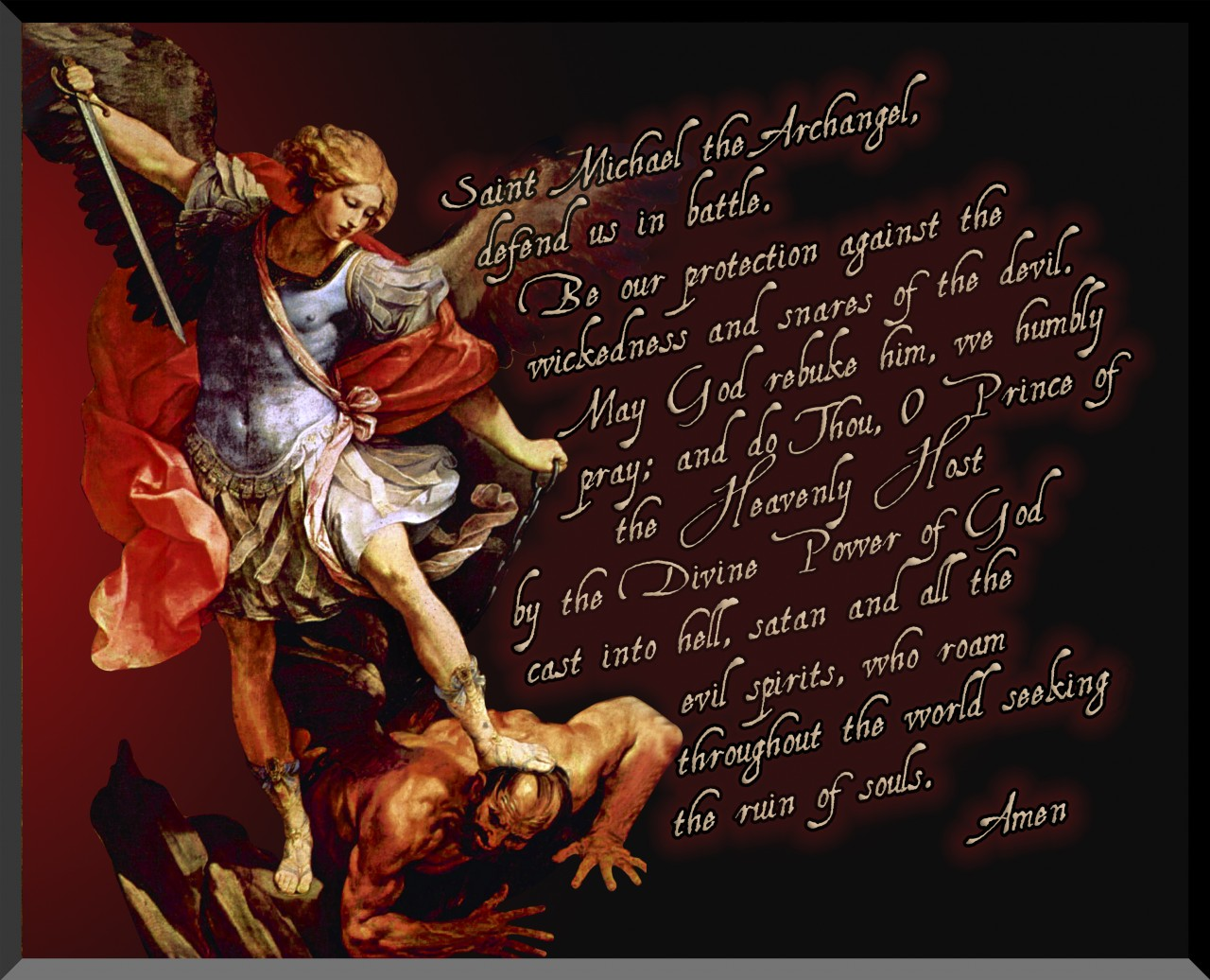 Free Download Quotes From Saint Michael Quotesgram