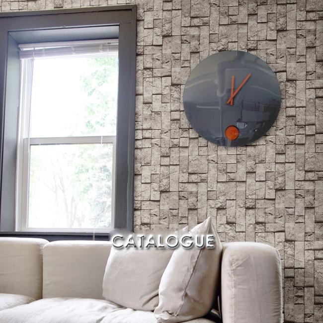 Korean Wallpaper   Brick Stone 3D Effect 650x650