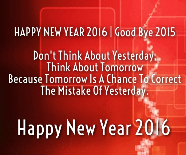 Top 20 Happy New Year 2016 Images Greetings and Quotes 605x504