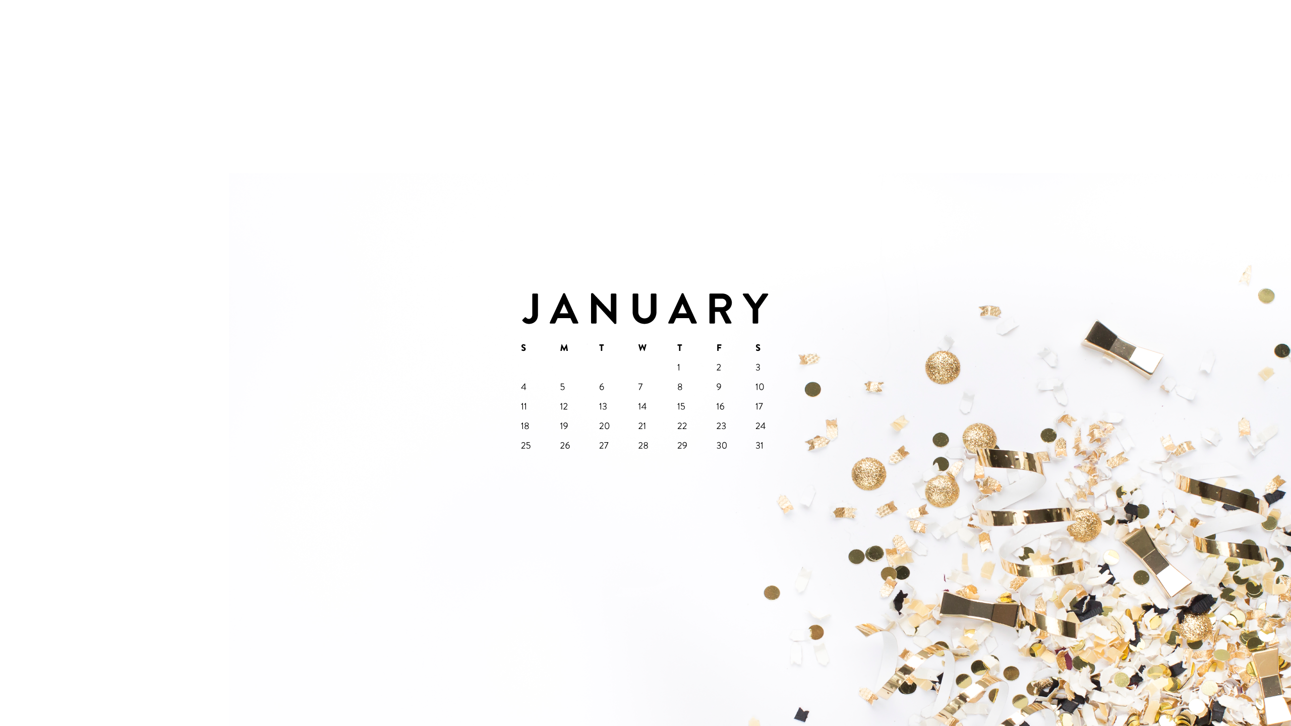 Cute January Calendar Wallpaper : January desktop wallpaper wallpapersafari