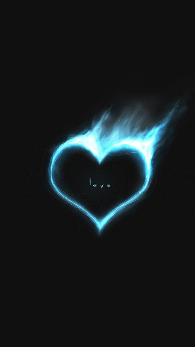 emo love iPhone 5S Wallpapers HD iPhone 5s Wallpapers and Backgrounds 640x1136