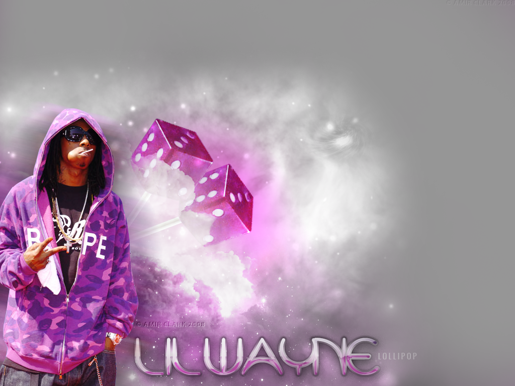 Below you can find Lil Wayne HD Wallpapers 2011 to design your desktop 1024x768