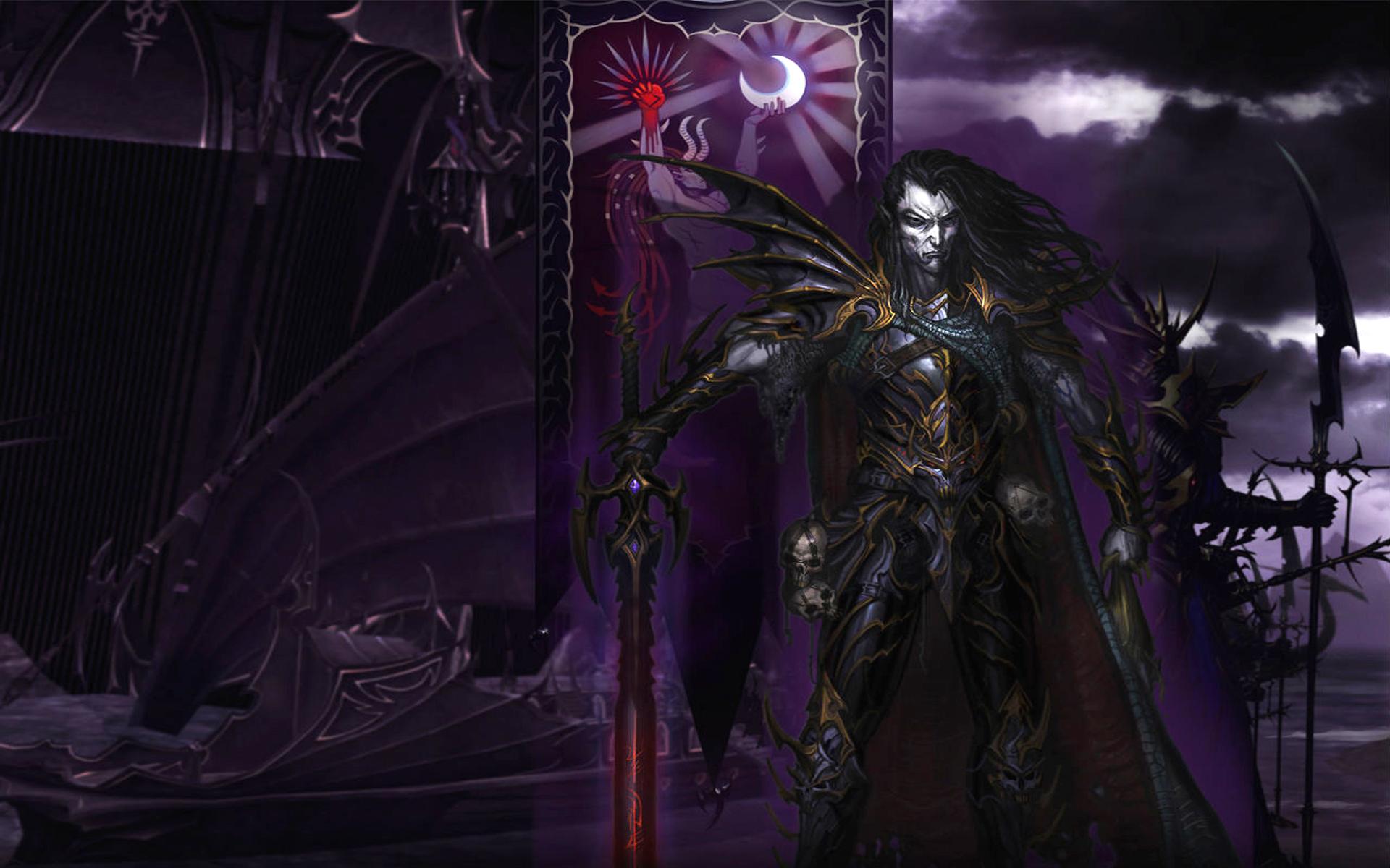 Dark Elf Prince Wallpaper Background 45753 1920x1200