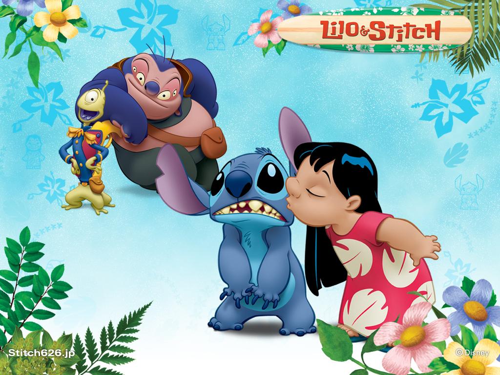 Lilo and Stitch Wallpaper lilo and stitch 6227434 1024 768jpg 1024x768