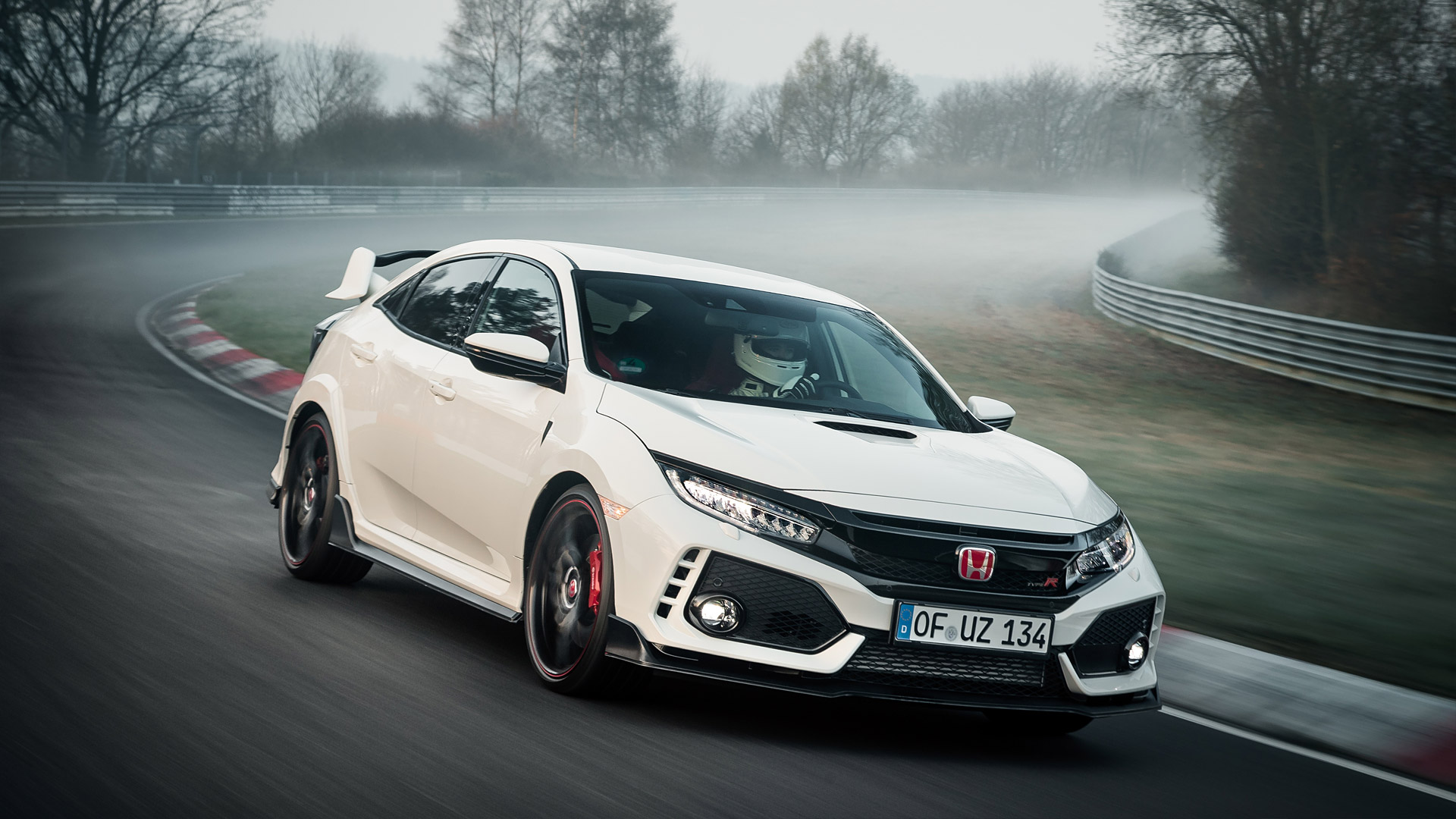 2018 Honda Civic Type R Wallpapers HD Images   WSupercars 1920x1080