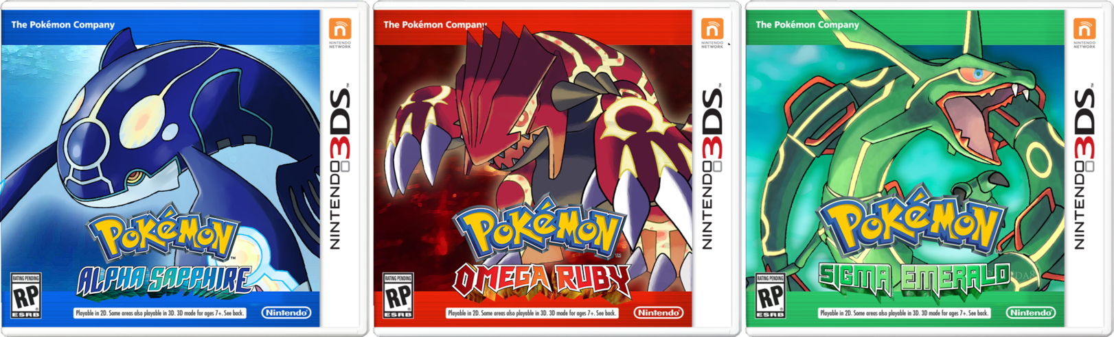 Free Download Pokemon Omega Ruby Alpha Sapphire Sigma Emerald By