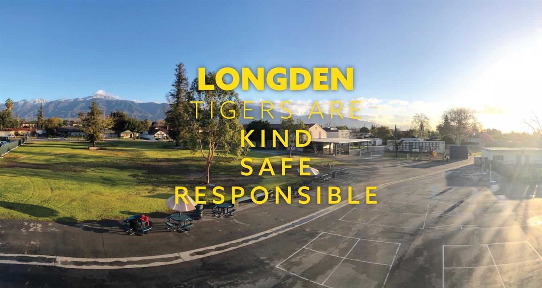 Longden Elementary Homepage 1495x797
