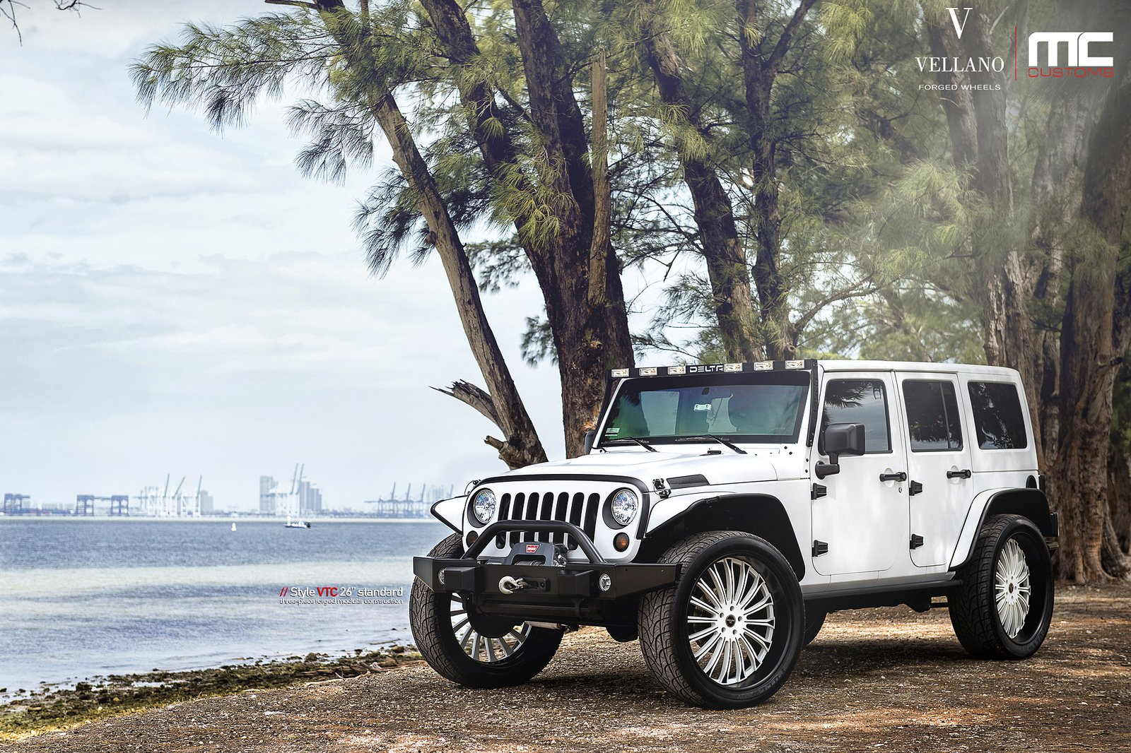 Lifted White Jeep >> White Jeep Wrangler Wallpaper - WallpaperSafari