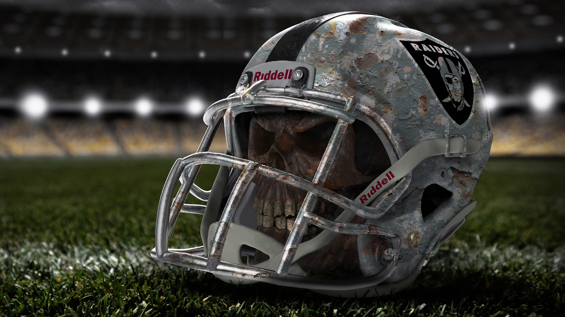 Oakland Raiders Digital Branding Clutchco 1920x1080