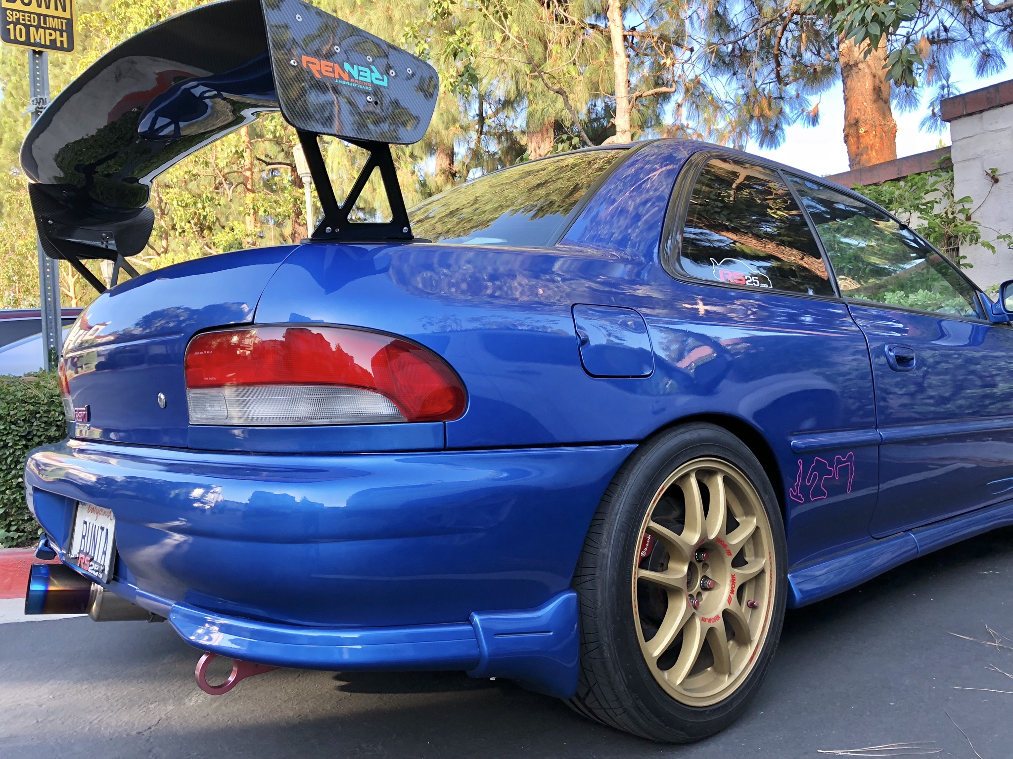 Ayanamieves Estoril Blue II 98 RSTi track toy 2010 LGT daily and 2048x1536