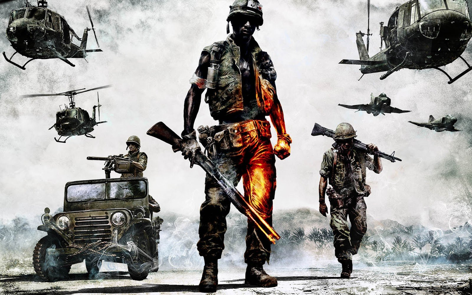 Army US military soldier HD wallpaper collection 1600x1000
