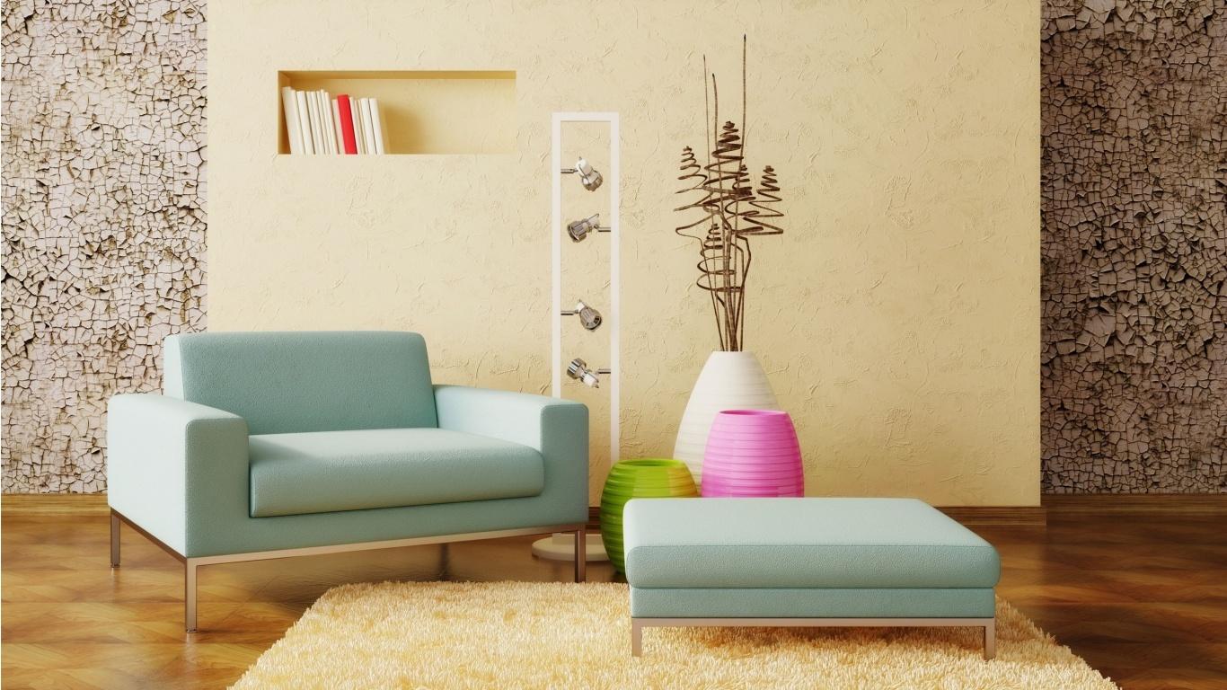 Warm Interior Design   1366x768   427973 1366x768