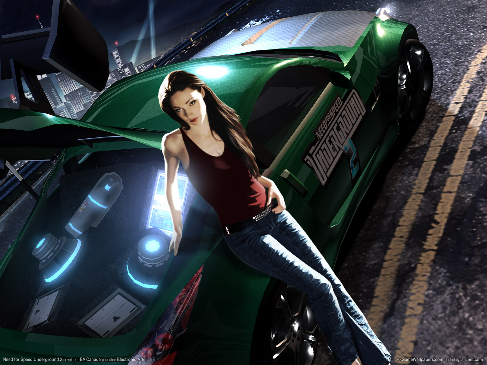 Need For Speed Wallpaper 44 HD Wallpapers Welcome to EA 1600x1200