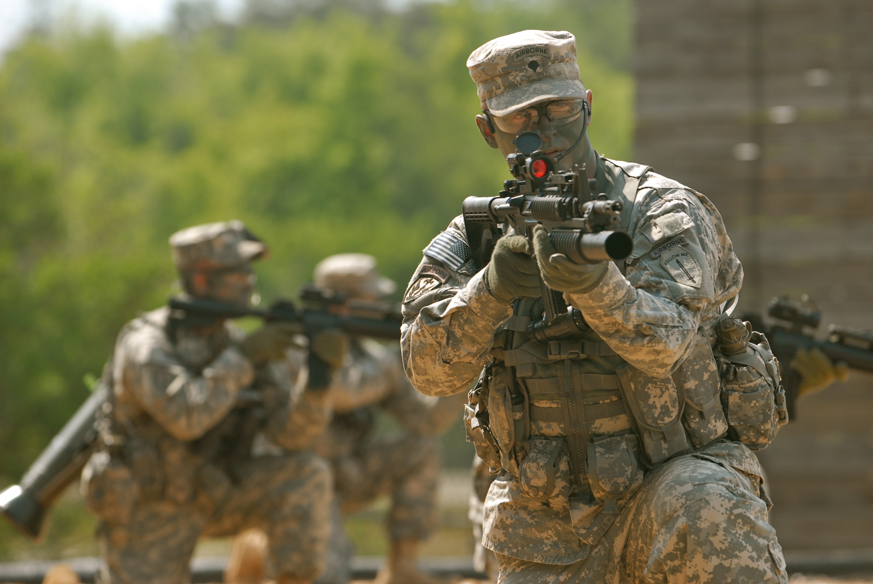 50 United States Army Rangers Wallpaper On Wallpapersafari
