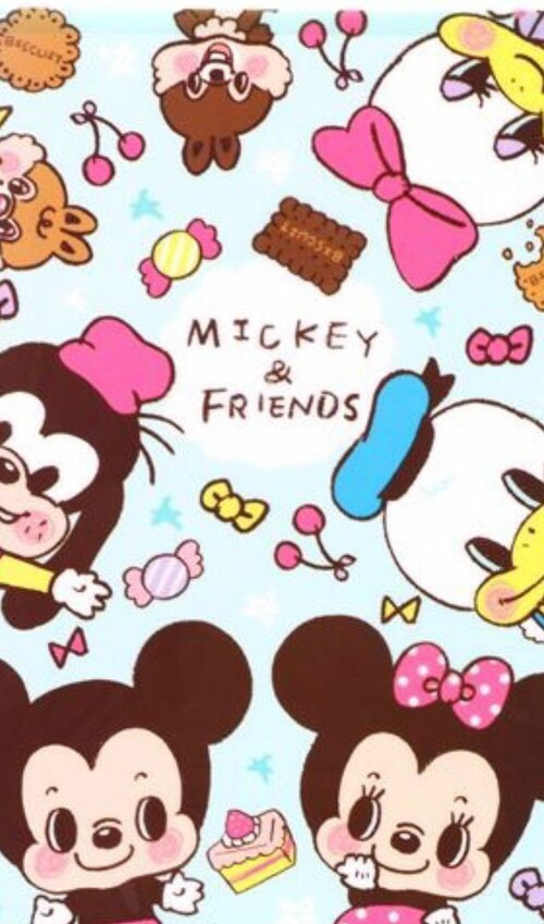 wallpaper background iphone android disney mickey mouse minnie mouse 500x849