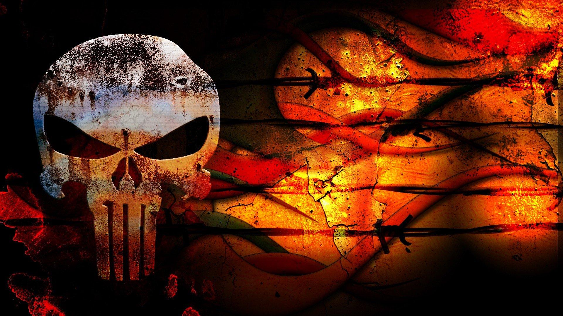 Grunge The Punisher blank wallpaper | 1920x1080 | 258834 | WallpaperUP