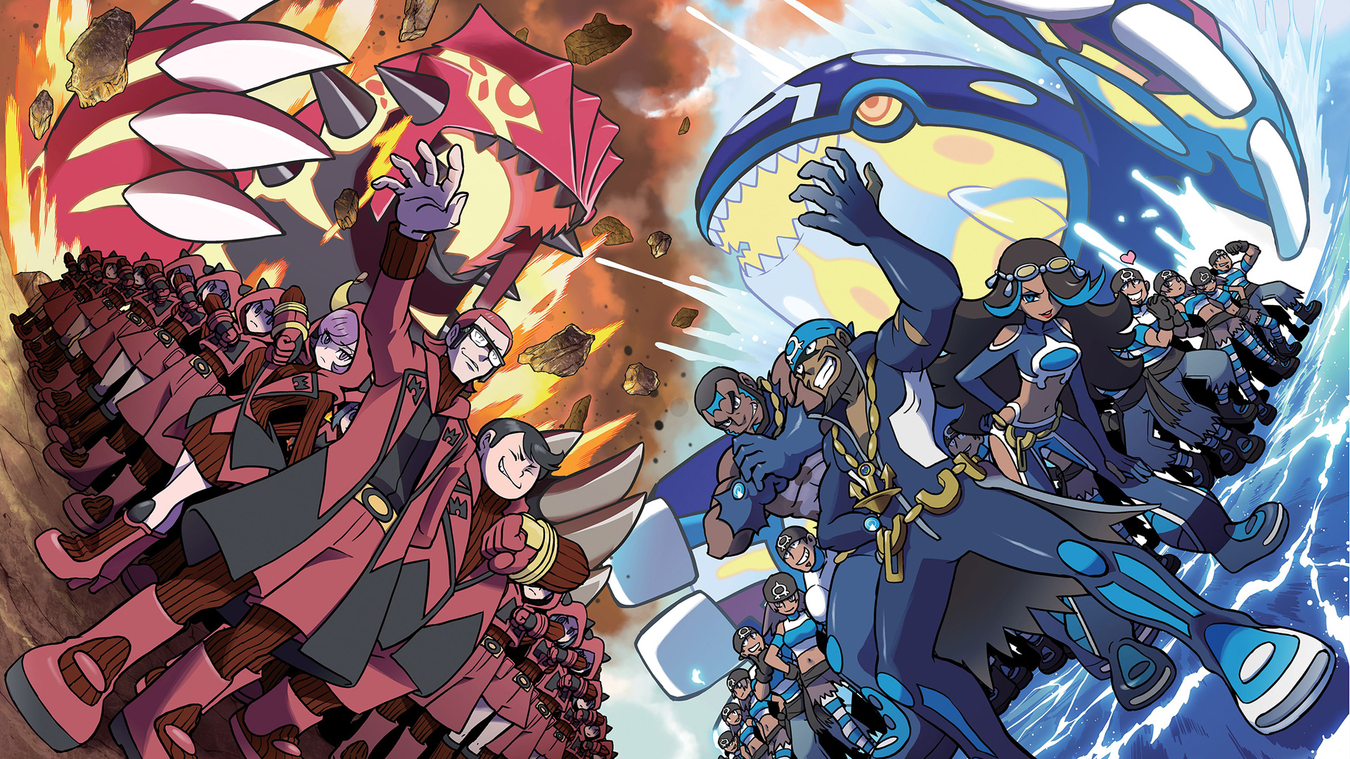 Pokemon Omega Ruby Best HD Wallpaper 4637 Wallpaper computer best 1920x1080