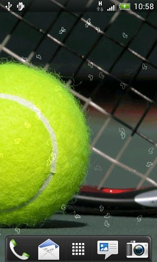 Cool Tennis Background Tennis live wallpaper for 307x512