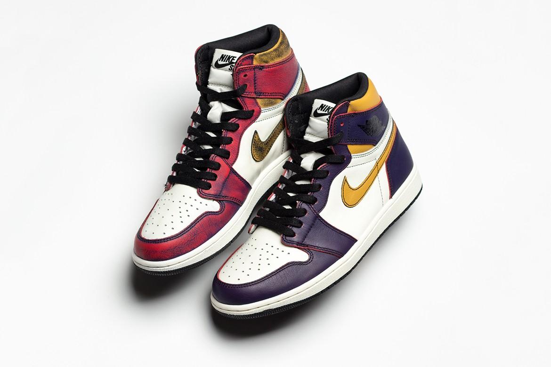 Nike SB x Air Jordan 1 Lakers Fades to Chicago HYPEBEAST 1170x780