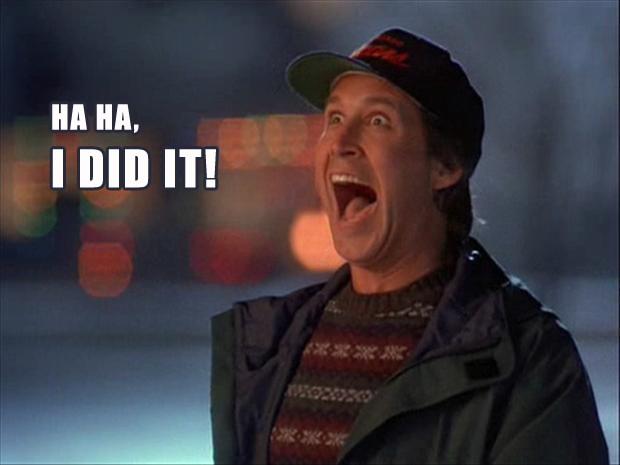 tagged with National Lampoons Christmas Vacation   25 Funny Pics 620x465