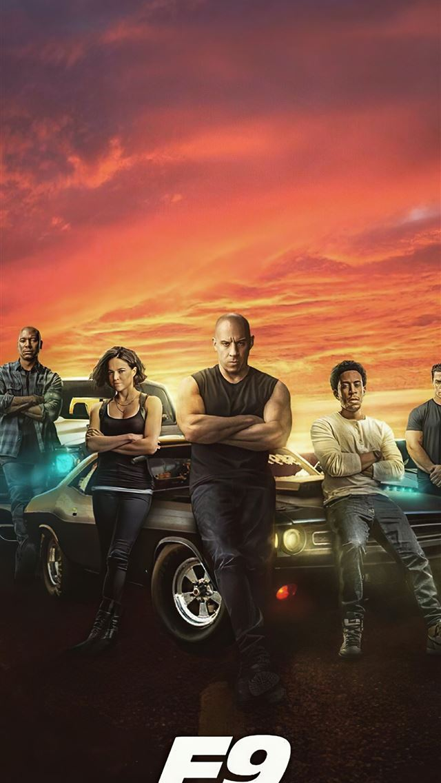 Best Fast and furious 9 iPhone HD Wallpapers   iLikeWallpaper 640x1136