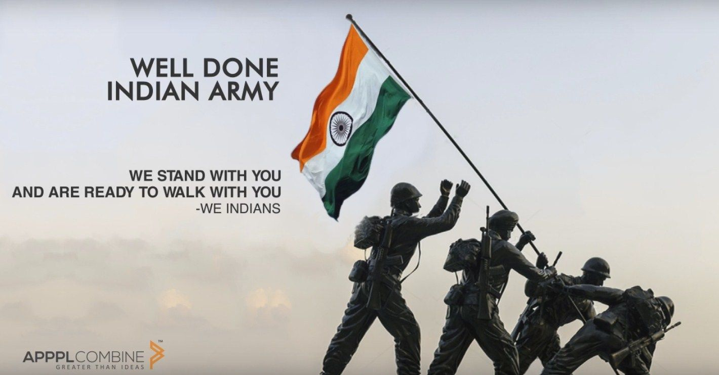 Well Done Indian Army   Indian army quotes 1420x742