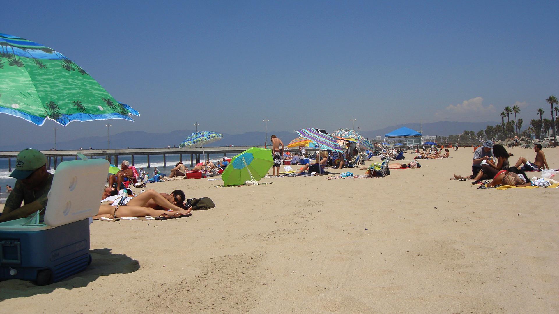 Wallpaper beach venice   1128767 1920x1080