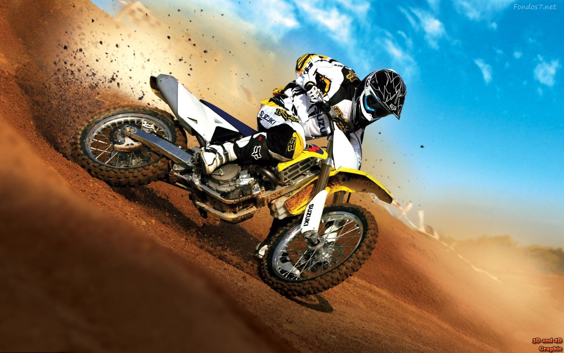 MotoCross 163 Motocross wallpaper HD wallpapers backgrounds 1920x1200