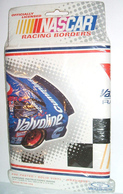 WARNER RACING BORDERS MARK MARTIN 6 valvoline   Wallpaper Borders 950x1500