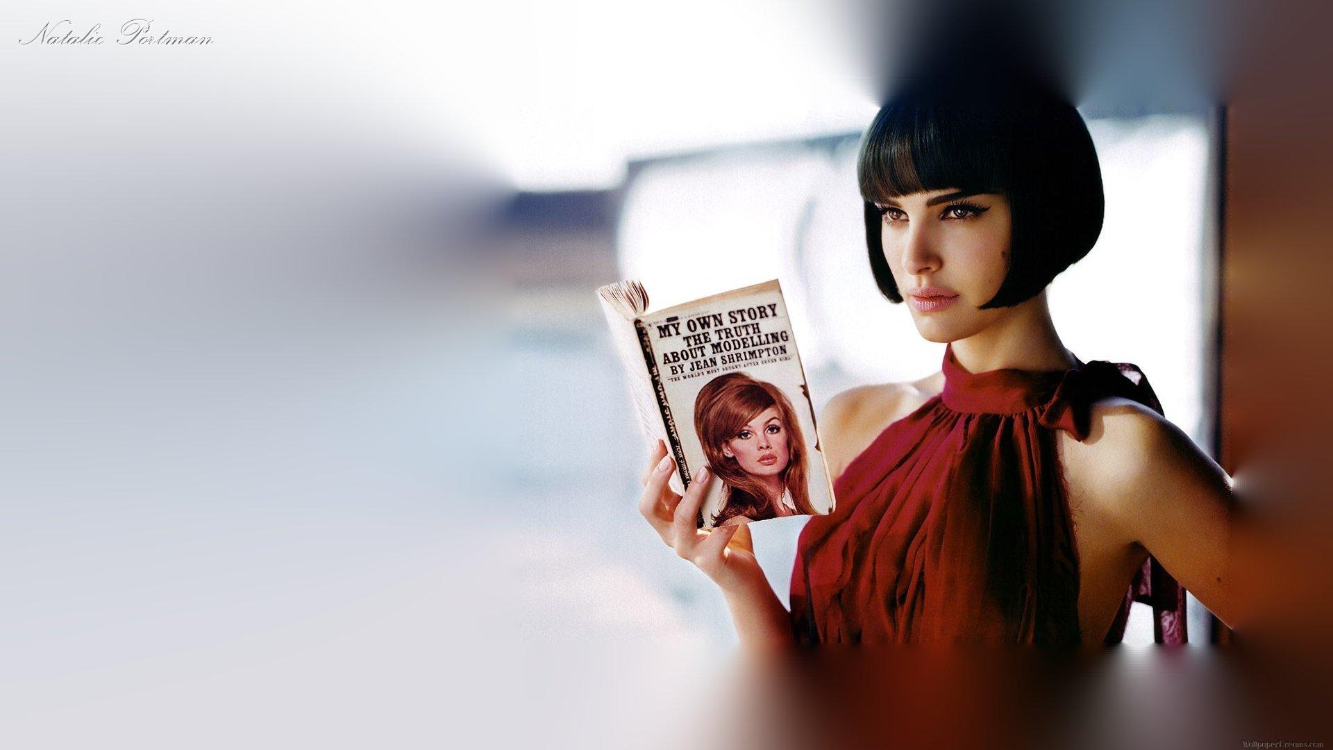 Натали Портман Книга