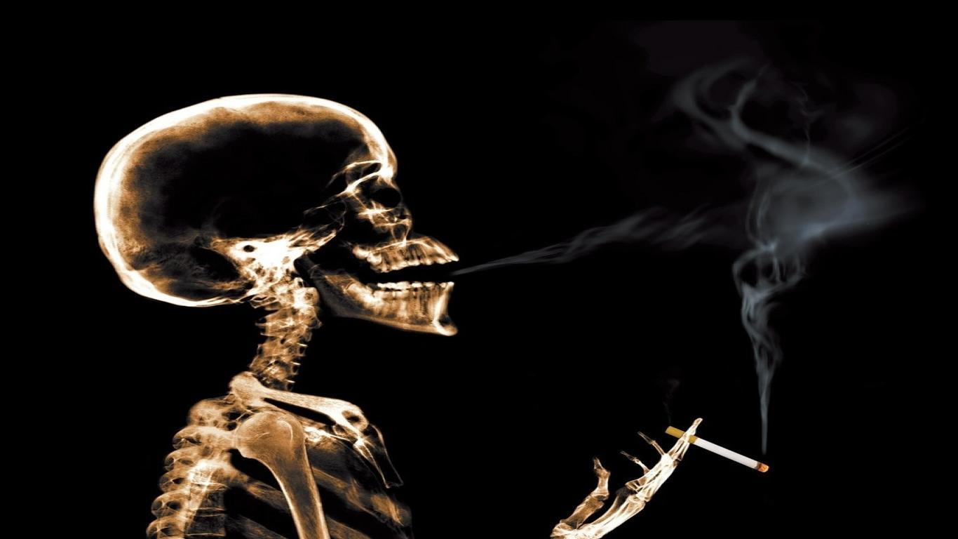 No Smoking Wallpapers 1366x768