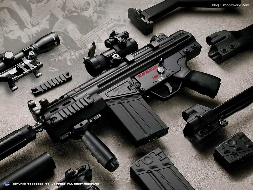 Guns Weapons Cool Guns Wallpapers 2 1024x768