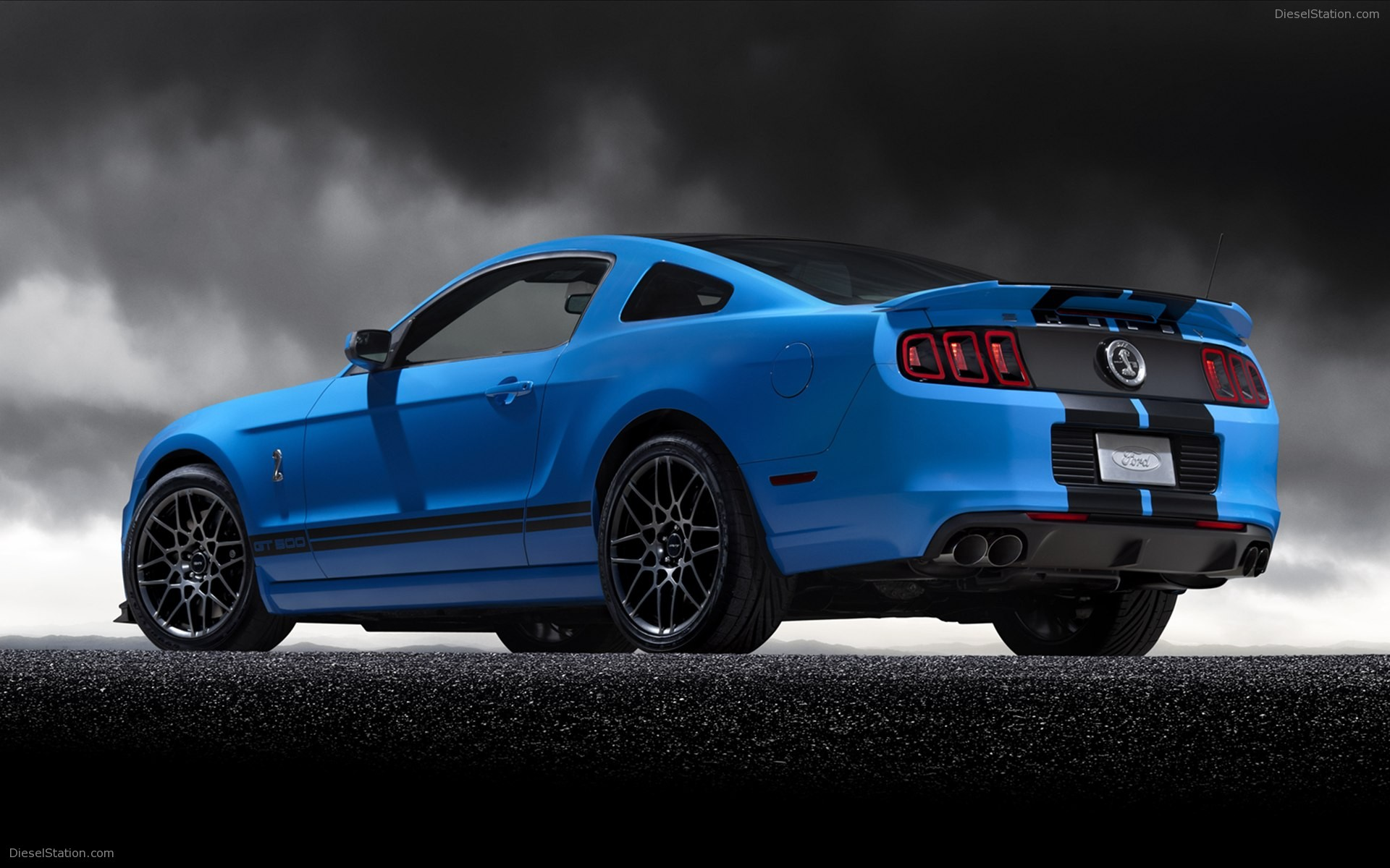 Home Ford Ford Shelby GT500 2013 1920x1200