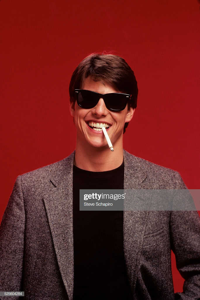 Tom Cruise in character for Risky Business News Photo   Getty Images 684x1024