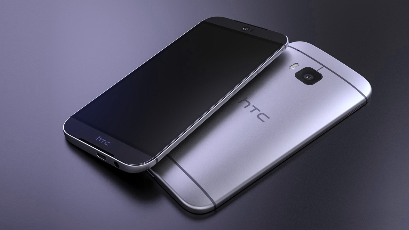 HTC One M9 Smartphone Choice Wallpaper 1360x765