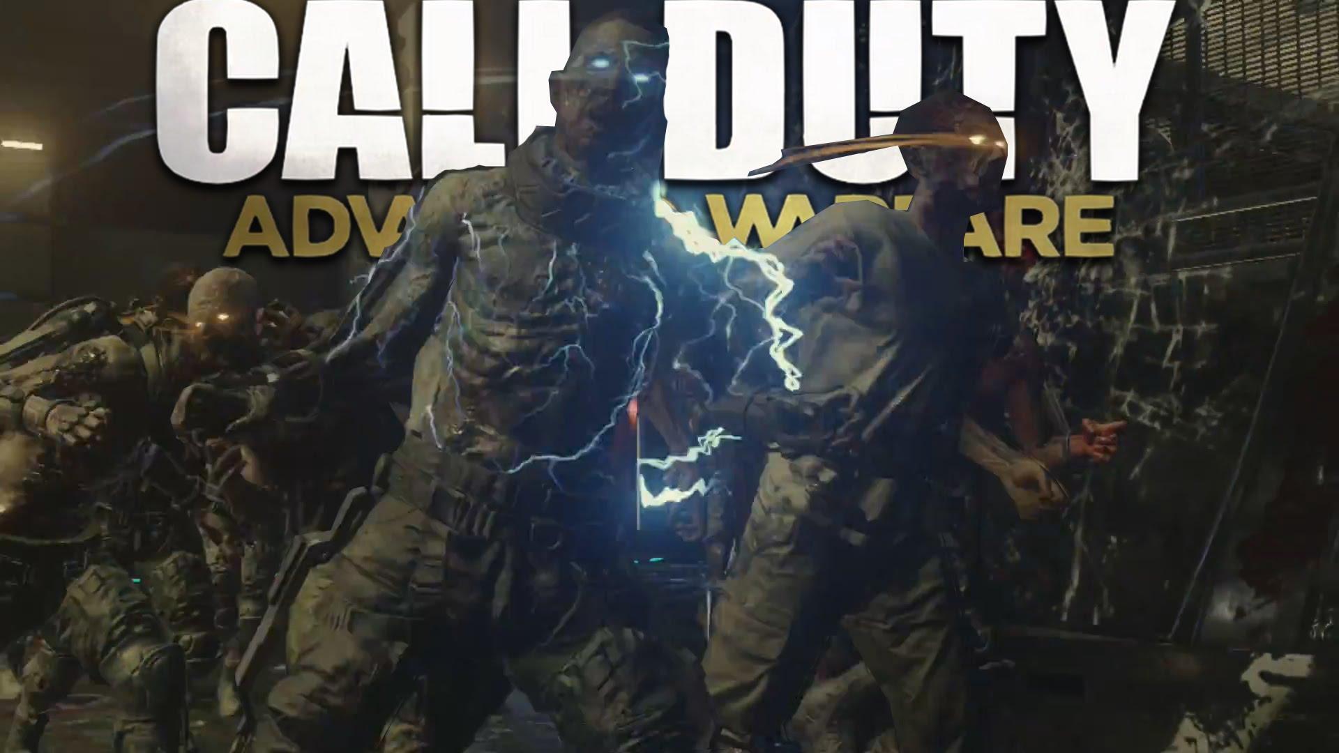download Call of Duty Advanced Warfare EXO ZOMBIES TRAILER 1920x1080