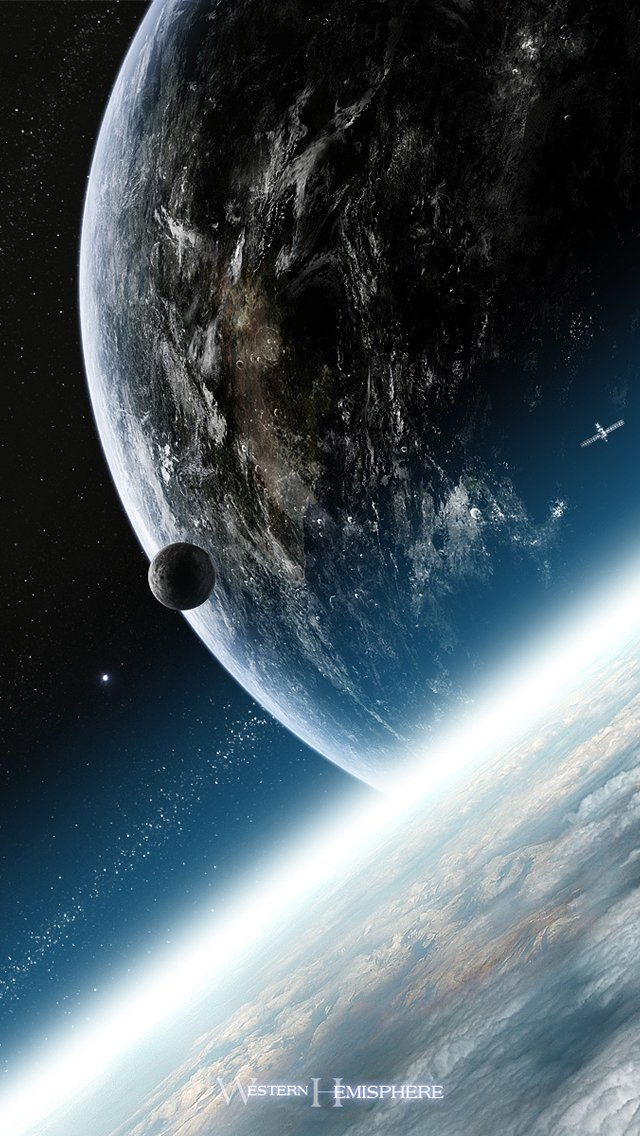 Planets Earth iPhone 5s Wallpaper Download iPhone Wallpapers iPad 640x1136
