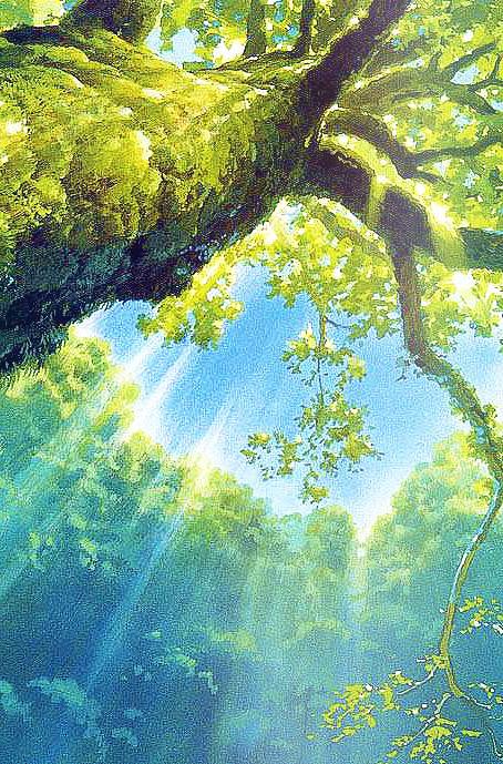 [49+] Studio Ghibli iPhone Wallpaper on WallpaperSafari